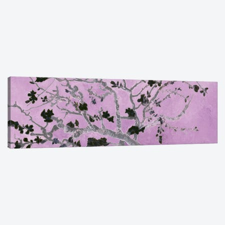 Almond Blossom On Lilac Canvas Print #BMN7294} by Vincent van Gogh Canvas Artwork