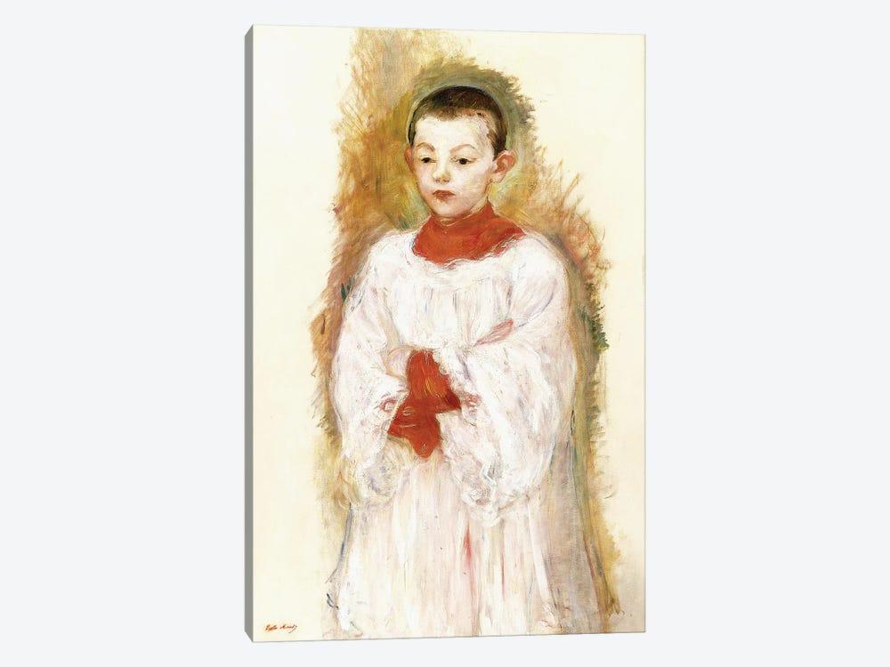 Choirboy (Enfant de Choeur), 1894 by Berthe Morisot 1-piece Canvas Art