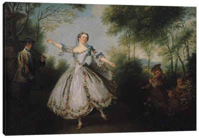 Marie-Anne Cuppi  Canvas Art Print