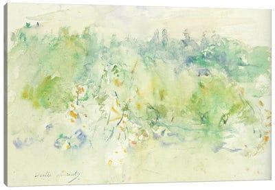 Normandy Landscape, 1880 Canvas Art Print