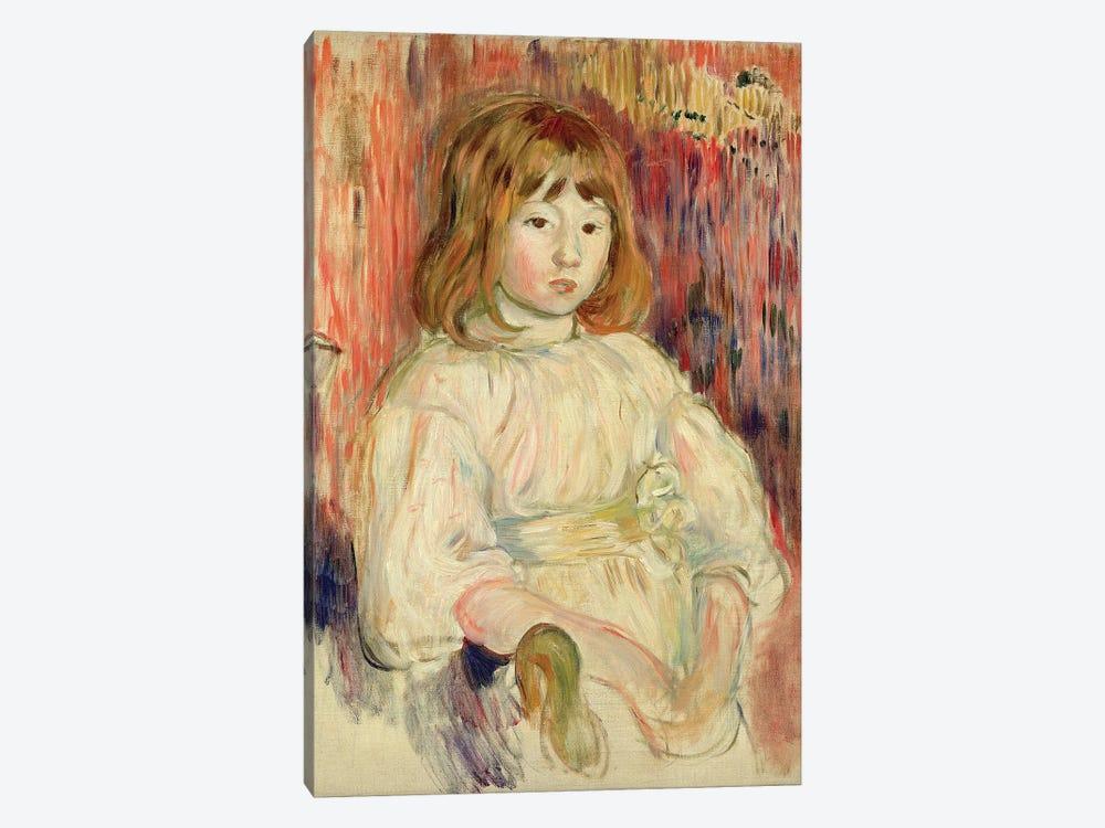 Portrait Of Marcelle, 1895 by Berthe Morisot 1-piece Art Print