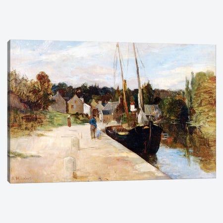 Rosbras, Brittany, 1866-67 Canvas Print #BMN7362} by Berthe Morisot Canvas Art Print