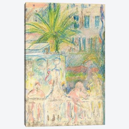 The Nice Carnival, 1889 Canvas Print #BMN7386} by Berthe Morisot Canvas Wall Art
