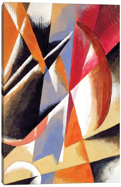 Composition, c.1920 Canvas Art Print