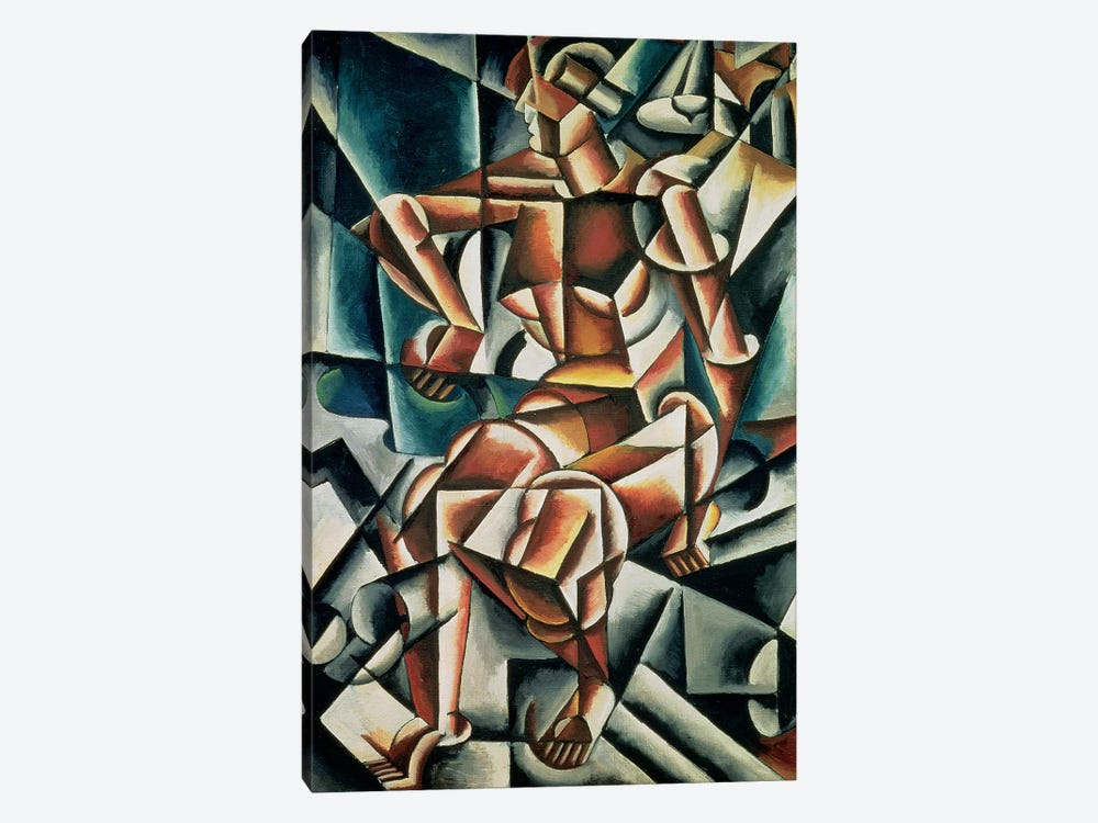 Man + Air + Space, 1915 by Lyubov Popova 1-piece Art Print