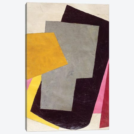 Untitled Canvas Print #BMN7441} by Lyubov Popova Canvas Wall Art