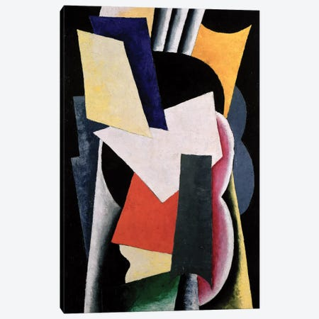 Untitled, 1916 Canvas Print #BMN7442} by Lyubov Popova Canvas Art
