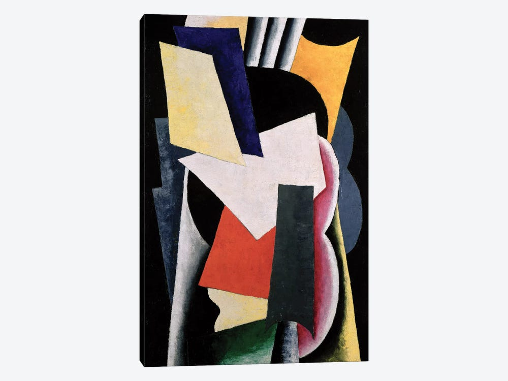 Untitled, 1916 by Lyubov Popova 1-piece Canvas Artwork