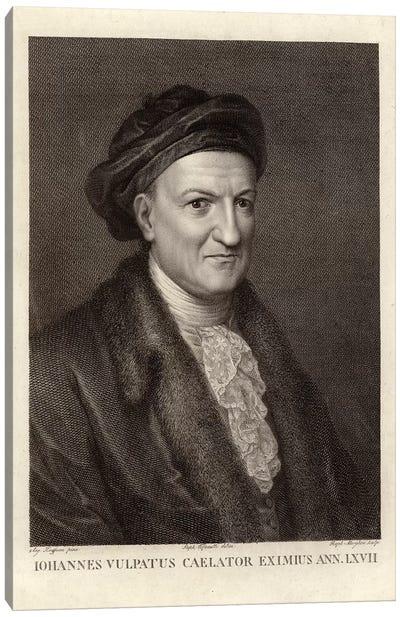 Giovanni Volpato Canvas Art Print