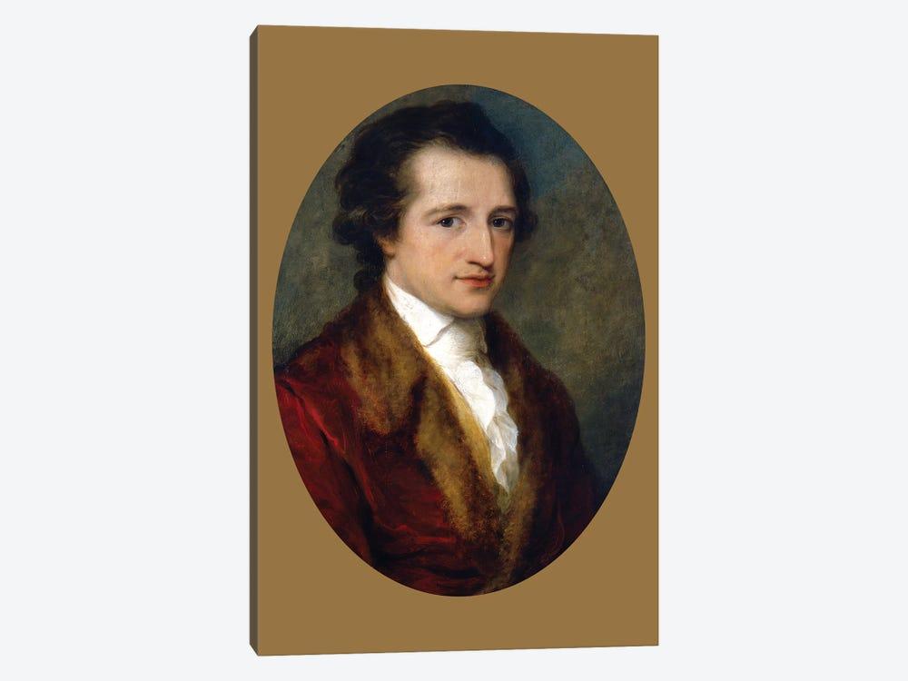 Johann Wolfgang von Goethe, 1787-88 by Angelica Kauffmann 1-piece Canvas Print