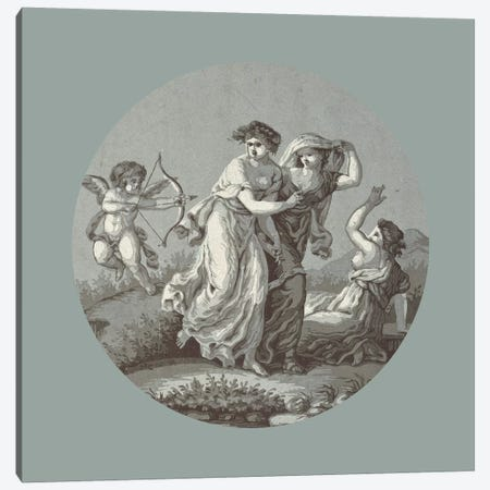 Revenge Of Love, c.1785 Canvas Print #BMN7527} by Angelica Kauffmann Canvas Art