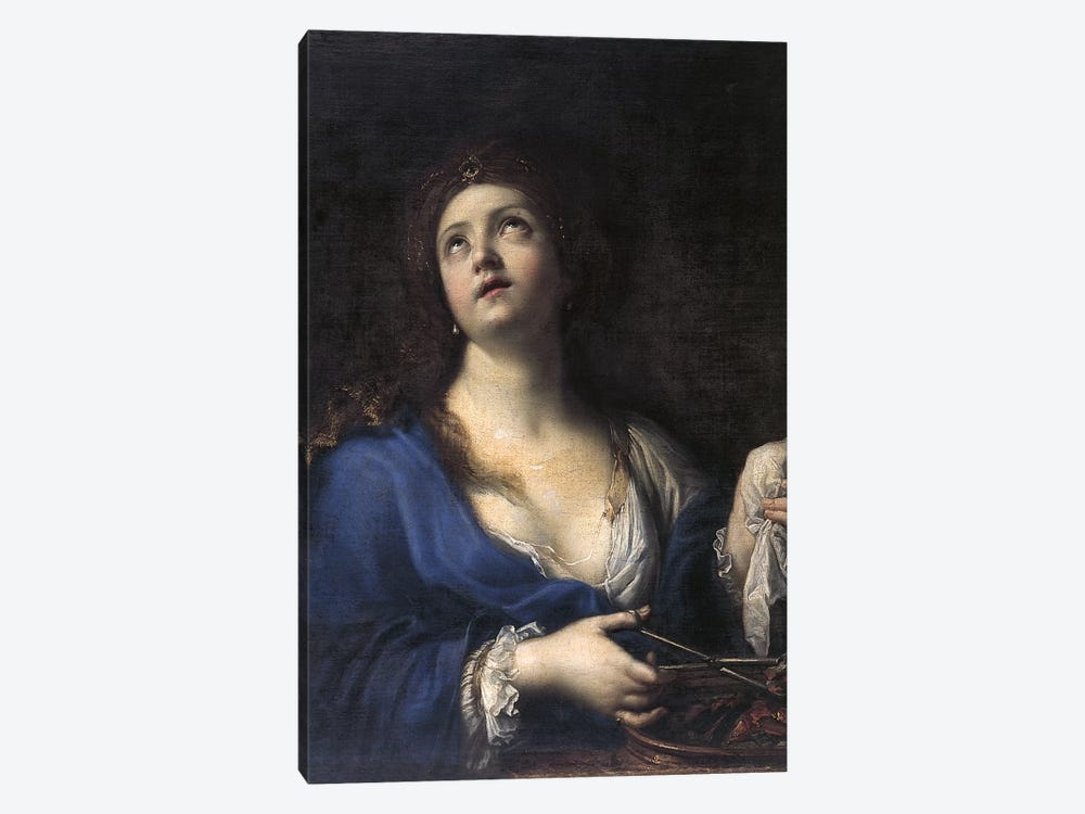 Porcia by Elisabetta Sirani 1-piece Canvas Artwork