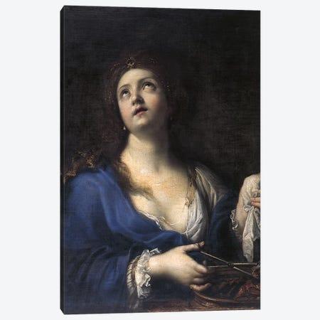 Porcia Canvas Print #BMN7598} by Elisabetta Sirani Canvas Artwork