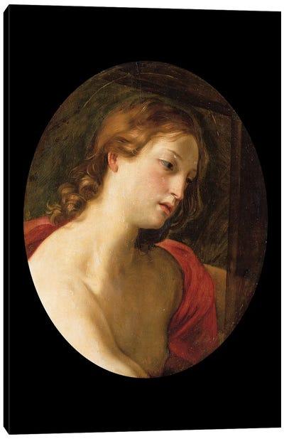 Saint John The Baptist Canvas Art Print