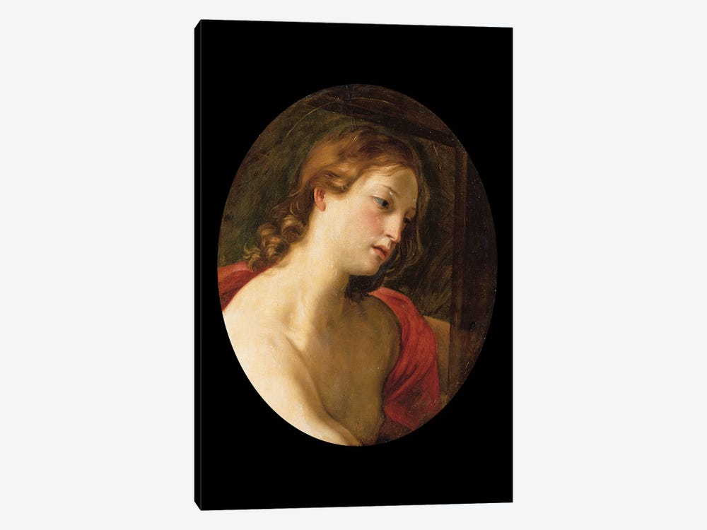 Saint John The Baptist by Elisabetta Sirani 1-piece Art Print