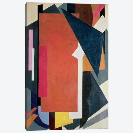 Painterly Architectonics, 1916-17 Canvas Print #BMN75} by Lyubov Popova Canvas Wall Art