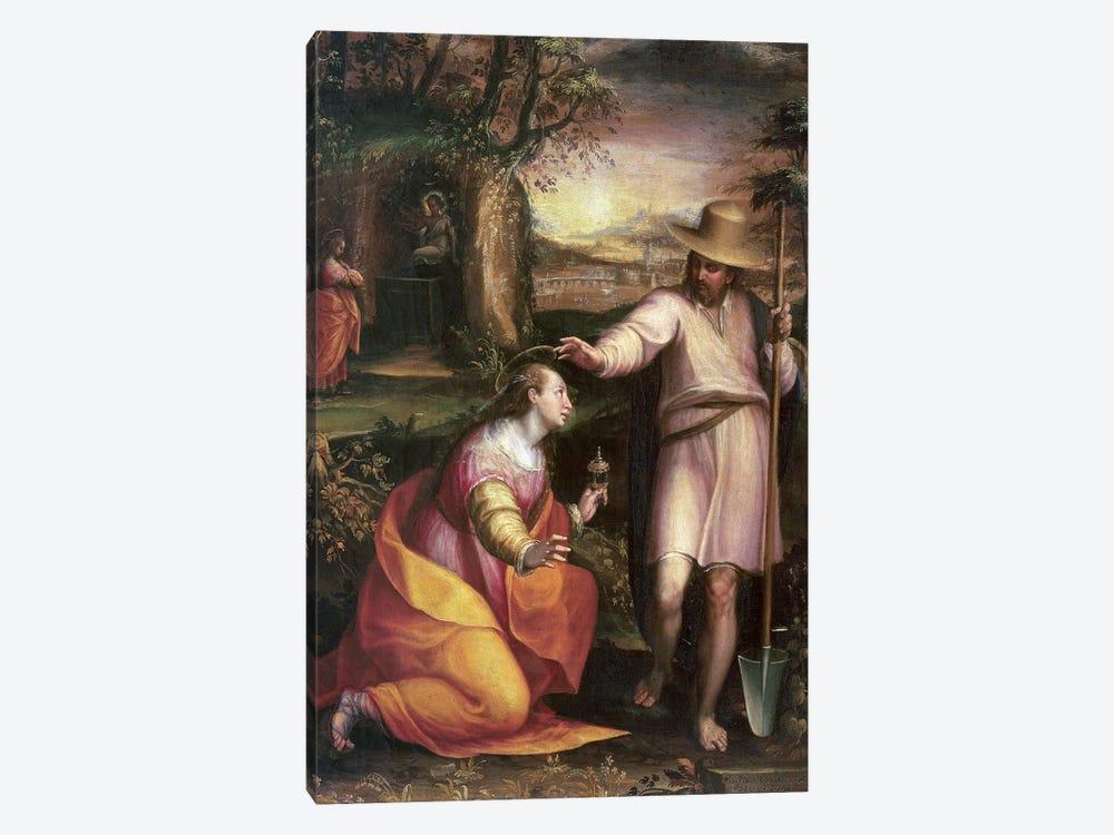 Noli me Tangere (Touch Me Not), 1581 by Lavinia Fontana 1-piece Art Print