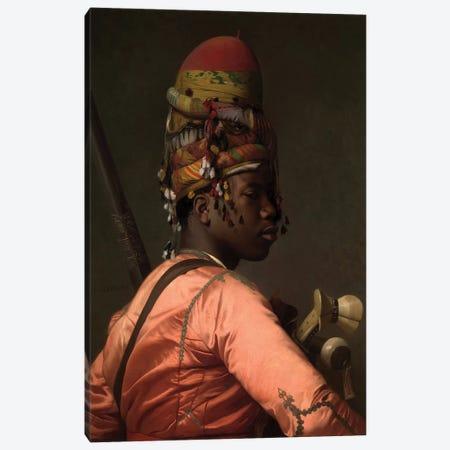 Bashi-Bazouk, 1868-69 Canvas Print #BMN7713} by Jean Leon Gerome Canvas Wall Art