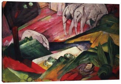 The Dream Canvas Print #BMN771