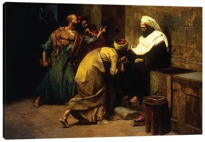 Le Maître, 1907 Canvas Art Print