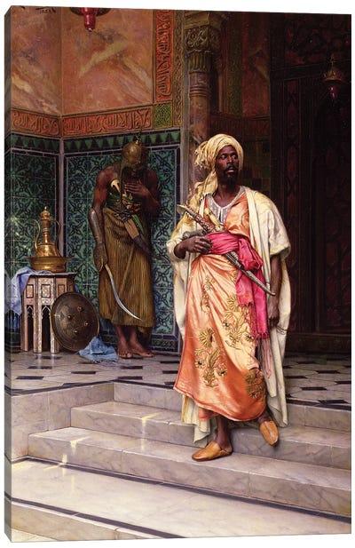 The Answer, 1883 Canvas Art Print
