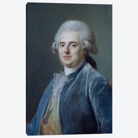 Comte de Provence, c.1778 Canvas Print #BMN7777} by Adelaide Labille-Guiard Art Print