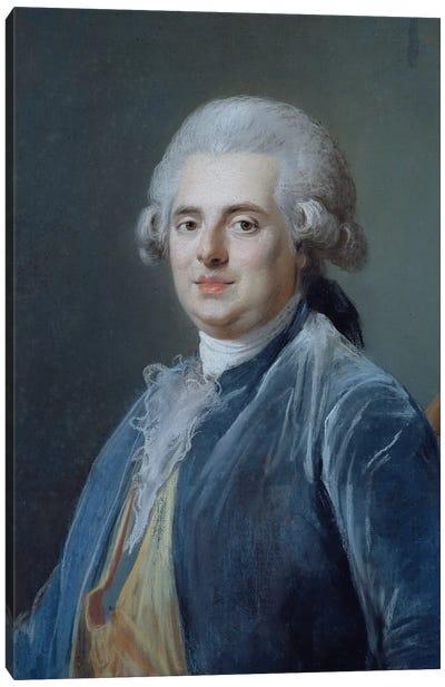 Comte de Provence, c.1778 Canvas Art Print