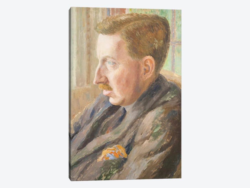 E. M. Forster, 1920 by Dora Carrington 1-piece Art Print