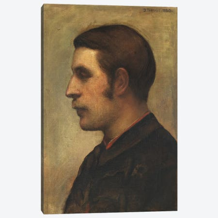 Stanley, 1880 3-Piece Canvas #BMN7836} by Dorothy Tennant Canvas Wall Art