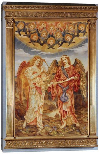 Angels Canvas Art Print