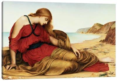 Ariadne In Naxos, 1877 Canvas Art Print