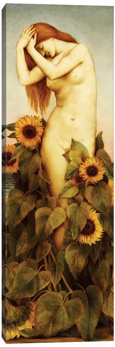 Clytie, 1886-87 Canvas Art Print