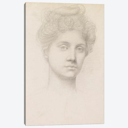 Ethel Pickering 3-Piece Canvas #BMN7902} by Evelyn De Morgan Art Print