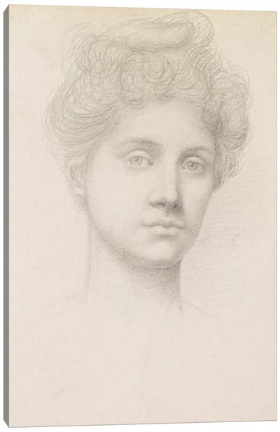 Ethel Pickering Canvas Art Print
