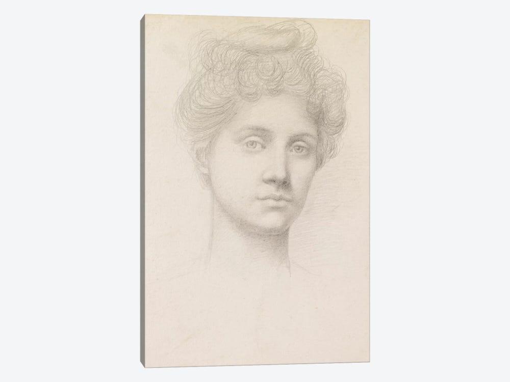 Ethel Pickering by Evelyn De Morgan 1-piece Canvas Art Print