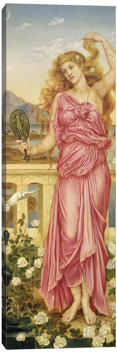 Helen Of Troy, 1898 Canvas Art Print