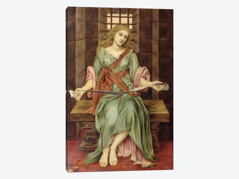The Soul's Prison House, 1888 by Evelyn De Morgan 1-piece Art Print