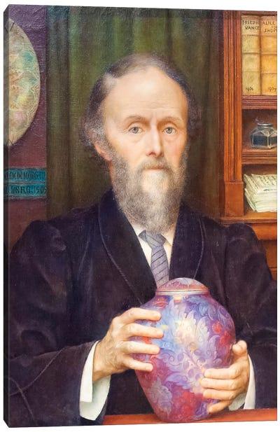 William De Morgan, 1909 Canvas Art Print