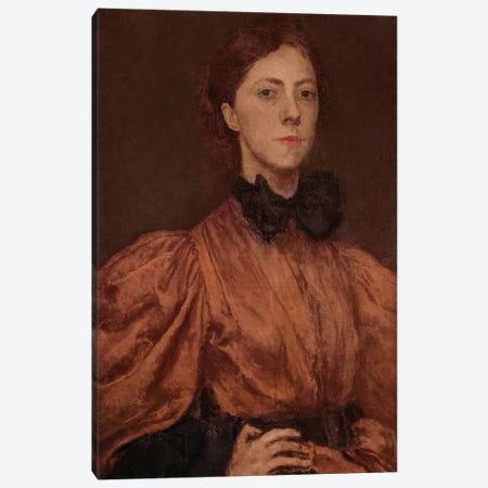 Gwen John, c.1900 3-Piece Canvas #BMN7936} by Gwen John Canvas Print