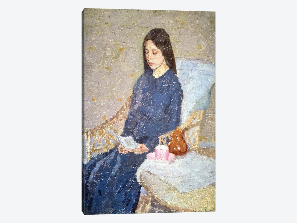 The Convalescent, c.1923-24 by Gwen John 1-piece Art Print