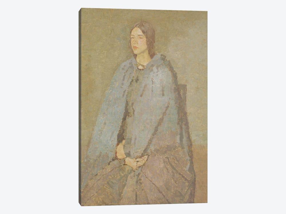 The Pilgrim by Gwen John 1-piece Canvas Art