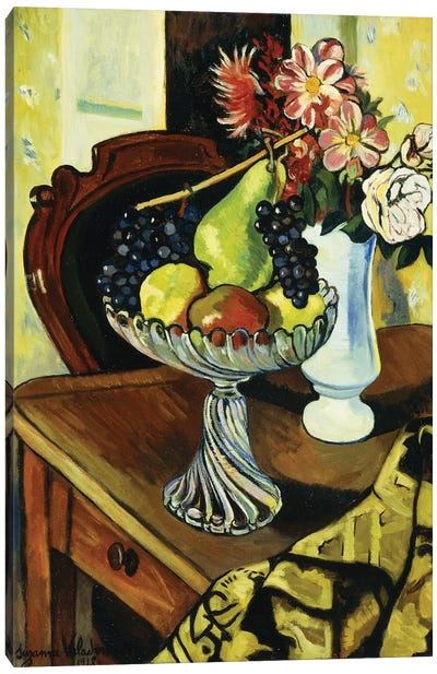 Nature Morte Au Compotier, 1918 Canvas Art Print