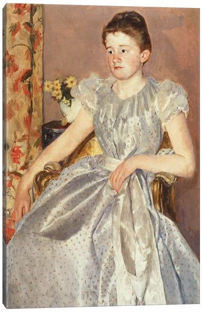 Katharine Kelso Cassatt Canvas Art Print