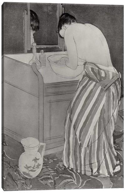 La Toilette, 1891 Canvas Art Print