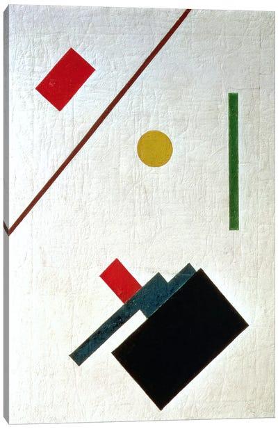 Suprematist Composition, 1915 Canvas Print #BMN80