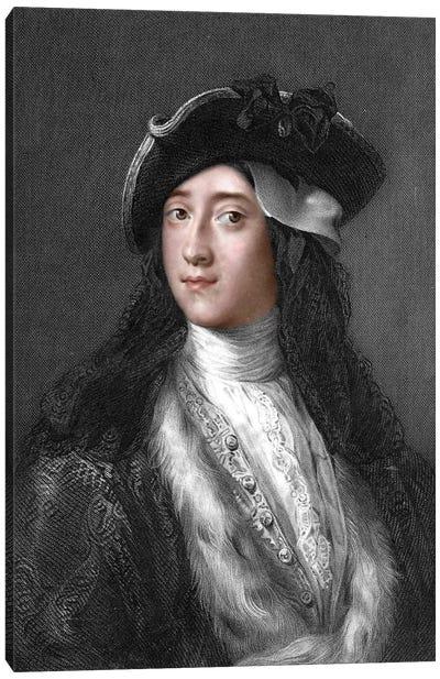 Gustavus Hamilton, Second Viscount Boyne Canvas Art Print
