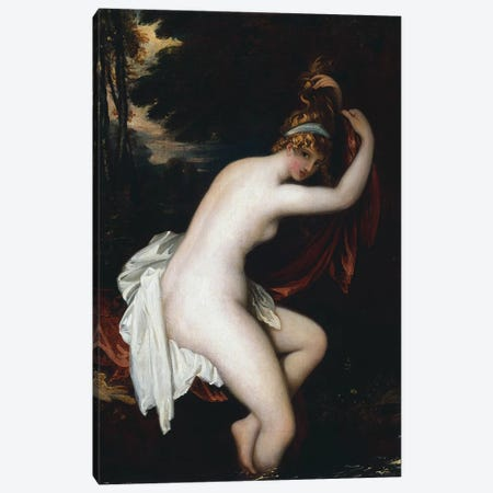 Arethusa, c.1802 Canvas Print #BMN8143} by Benjamin West Art Print
