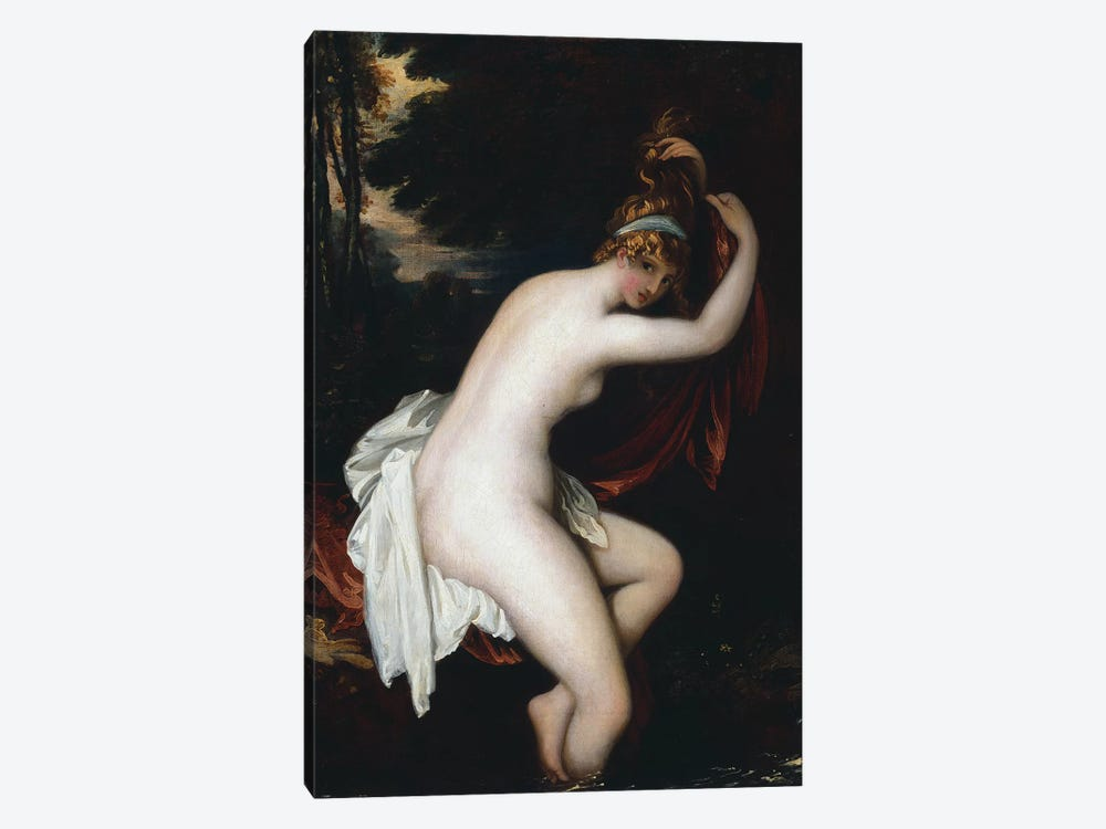 Arethusa, c.1802 by Benjamin West 1-piece Canvas Artwork