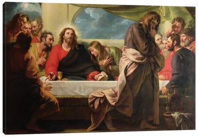 The Last Supper, 1786 Canvas Art Print