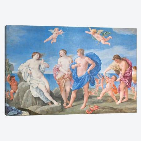 Ariadne and Bacchus Canvas Print #BMN8181} by Guido Reni Canvas Print